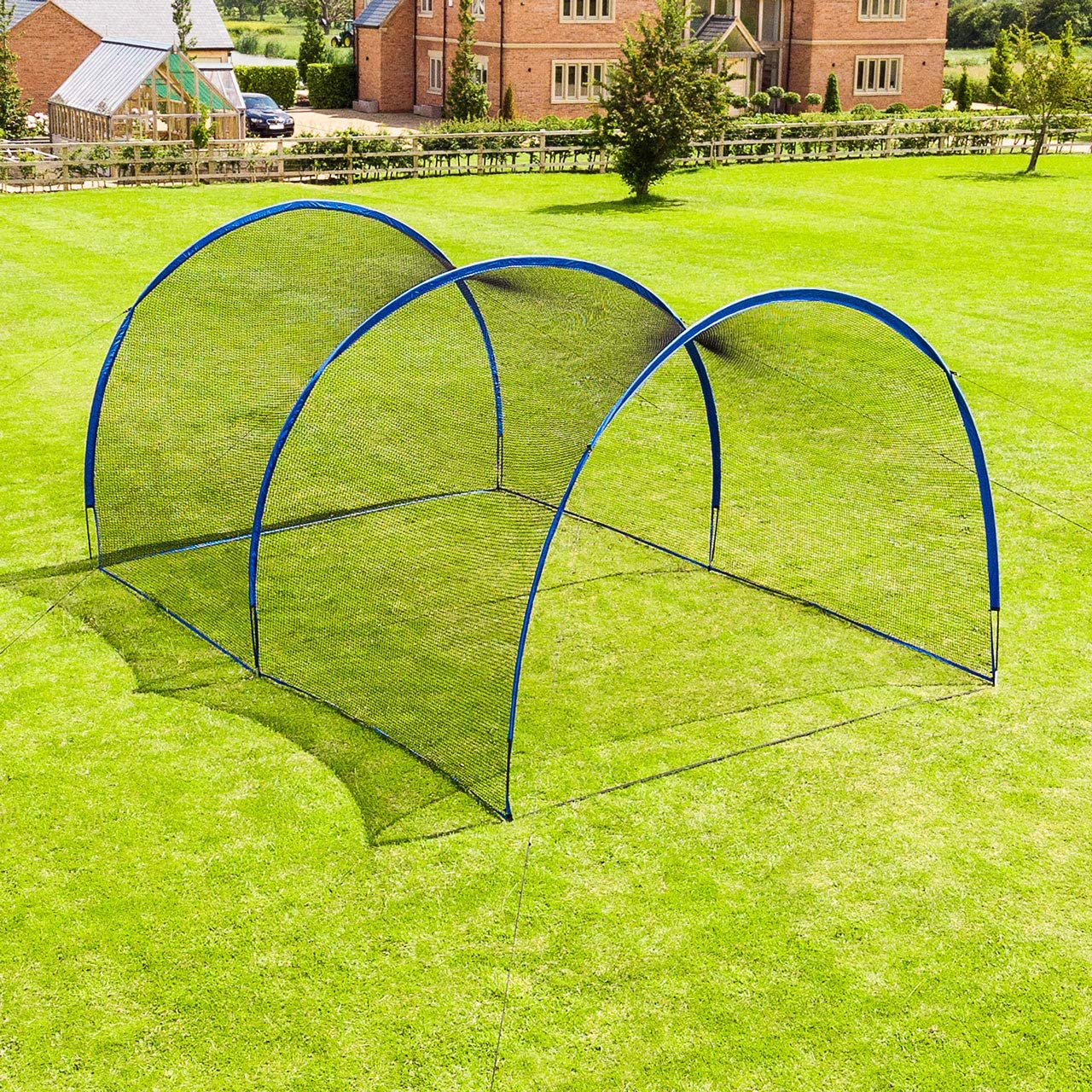 Popup Batting Net