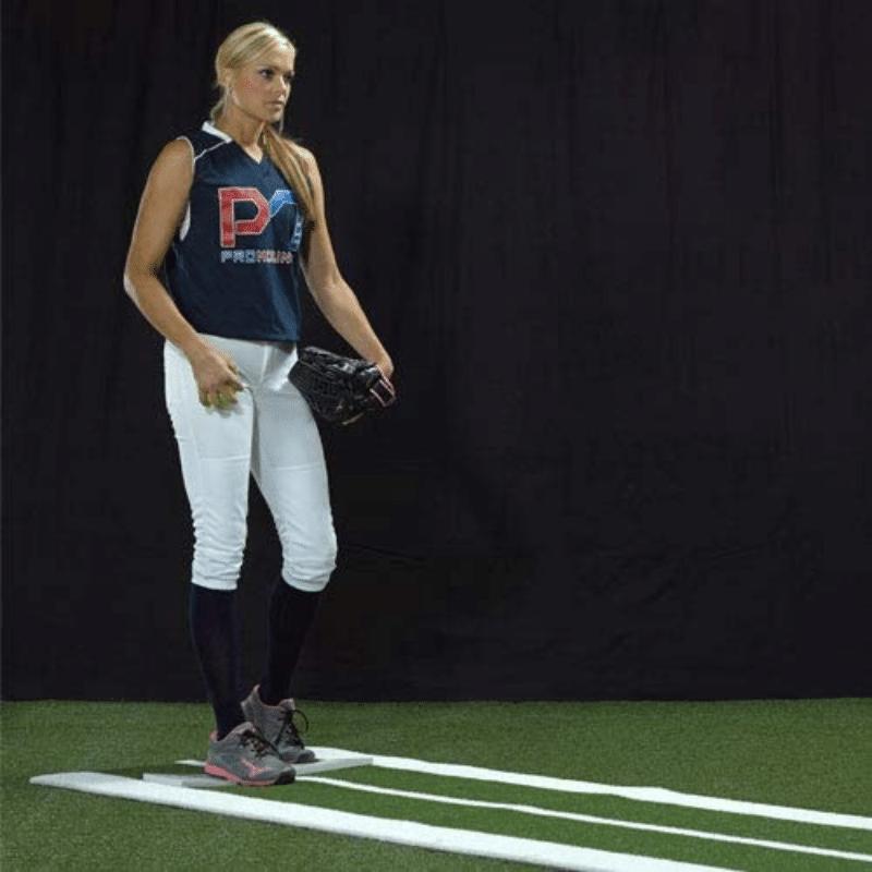 Jennie Finch Softball Pitching Lane Pro (2)